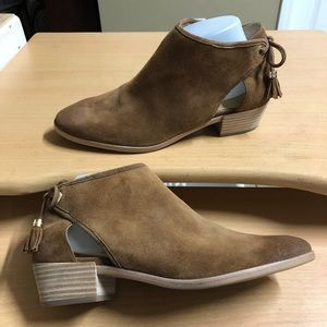 Michael Kors Camel Brown Ankle Boot 8.5